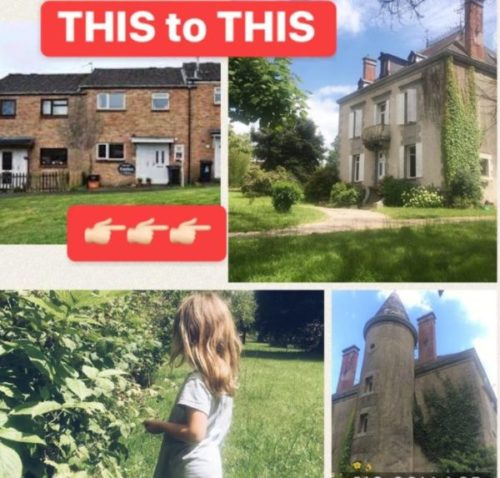 From Drug-infested Council Estate To Living In A Chateau